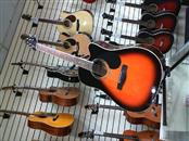 SAMICK Electric-Acoustic Guitar GD100SCE DK/VS